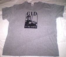 Gid is my Co-Pilot - Gid Tanner Skillet Lickers String Band 78 Record Shirt