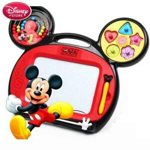 Mickey Mouse Erasable Board Kids Toy  Red +2 years