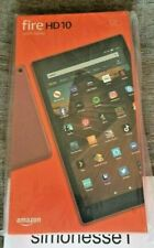 Amazon Fire 10 HD Kindle Tablet 32 GB PLUM UK 9th Gen New Model Sealed ✅