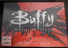Buffy the Vampire Slayer the complete series Celebrating 20 years