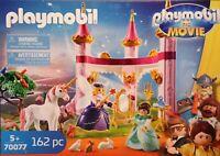Playmobil 70077 THE MOVIE Marla im Märchenschloss Einhorn Gute Fee Reh Pilze NEU