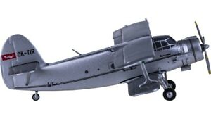 1:200 Herpa Tiroler Adler Antonov AN-2 Airplane Diecast Military Aircraft Model