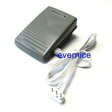 Foot Pedal &Cord YC-485 416592501 For Singer 7100 Pfaff 1200 Hobby Grand Quilter