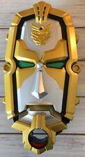 Power Rangers Megaforce Deluxe Gosei Morpher Head Sound Card Holder Reader 2012