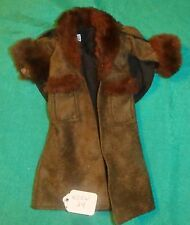 Davito Penguin Sewer Coat w Faux Fur (only the Coat) for Ken Barbie Doll KNOW15