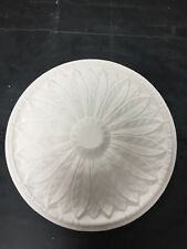 Plaster Ceiling Rose, Leaf and Bead. 615mm wide. CP31