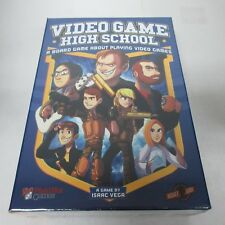 Plaid Hat Games Video Games High School Board Game NEW