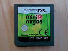 Mini Ninjas - Nintendo DS game - Lite / DSi / XL / 2DS / 3DS - Age 7+ PAL