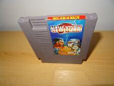 Action in New York NES FV UKV un PAL VERSION