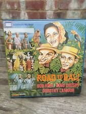 Road To Bali-Super 8mm Sound/Colour Film Bob Hope Bing Crosby Derann DFS Lamour