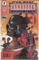 Star Wars Handbook #2 1992 NM Dark Horse Comics Free Bag/Board