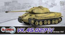DRAGON ARMOR 1/72 VK.45.02(P)V, Germany 1945 TANK Ultimate Armor 60530