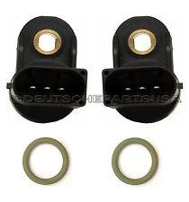 Camshaft CAM Position Sensor O-ring 545i 645Ci for BMW E60 E63 12147518628 Set 2