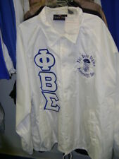 Phi Beta Sigma Line Jacket sizes 2x