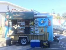 Fully Operational Haulmark 8' x 15' Food Concession Trailer for Sale in Californ