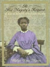 At Her Majesty's Request: An African Princess in Victorian England-ExLibrary