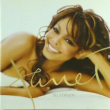 CD - Janet Jackson - All For You - #A3139