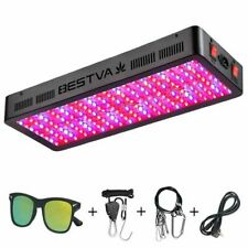 BESTVA DC 2000W Double Chips LED Grow Light Full Spectrum Lamp -Not VIPARSPECTRA