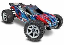 Traxxas Rustler 4x4 4WD VXL Blue 1/10 Brushless Truck 67076-4-Blue w/o battery