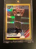 Lebron James 19-20 Optic All-Stars GOLD /10 🔥🔥