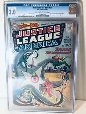 Brave and the Bold #28 (Feb-Mar 1960, DC) CGC 3.0 1st Justice League of America