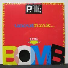 PARLIAMENT 'Greatest Hits' Vinyl LP (Funkadelic George Clinton) NEW/SEALED