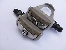 Use road bicycle pedals vintage Shimano 105 PD-1056 product of France type look