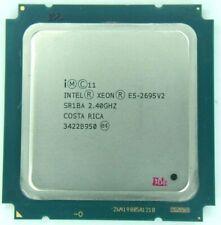 Intel Xeon E5-2695 V2 SR1BA 2.40GHz 12Core (CM8063501288706) Processors w/Grease