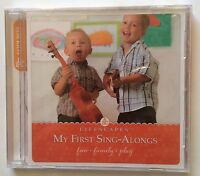"""My First Sing-Alongs"" CD Lifescapes For Kids (2012) Brand New Sealed"