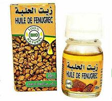 HUILE DE FENUGREC BIO 100% NATURELLE - 30ml L'HUILE DE FENUGREC
