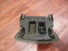 03-11  OEM FORD CROWN VICTORIA MERCURY GRAND MARQUIS CUP HOLDER GREY