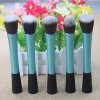 5x Pro Makeup Brushes Kabuki Soft Face Powder Foundation Blusher Contour Brushes