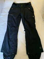 SESSIONS  WOMEN'S TERRAIN SERIES INSULATED SKI SNOWBOARD PANTS SMALL
