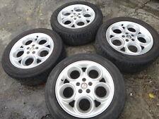 Alfa Romeo GT 147 156 GTA GTV V6 SRS 5X110 16 Wheel Rims Italy