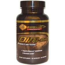 OLYMPIAN LABS DIM Diindolylmethane 150mg 250 mg Anti Estrogen Testosterone RPS