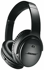 Bose QuietComfort 35 II Wireless Headphones, Noise  Cancelling Black *HK*