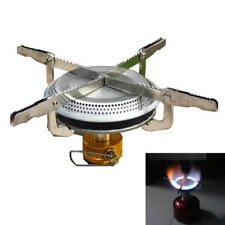 Outdoor Portable Camping Stove Burner Foldable for Gas Butane Propane Canister