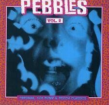 PEBBLES - Vol 02 - RARE 60s GARAGE PSYCH CD