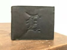 Detroit Tigers Bifold Leather Wallet With Case. Loot Crate.