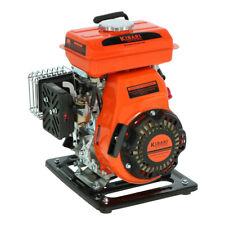 Motopompa pompa acqua motore benzina  4 tempi 8.000 all'ora portata di 35 metri