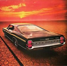 1968 Ford Galaxie 500 Coupe, Refrigerator Magnet, 40 MIL Thick