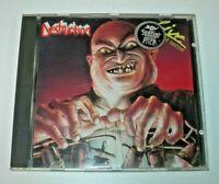 Destruction: Live - Without Sense CD Steamhammer 1989