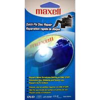NEW! Maxell CD DVD Quick Fix Disc Repair 190039 CD-333