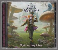 "[64392] DISNEY'S ""ALICE IN WONDERLAND"" SOUNDTRACK SCORE CD - DANNY ELFMAN"
