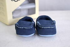 Infant UGG 1017192/NAVY I Sivia Moccasin Slippers Navy   0/1