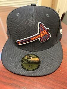 NE/_UD Atlanta Braves Black #4103-7 1//8