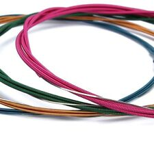 6pcs Colourful acoustique débutant cordes guitare. Light Gauge. FOR Learners