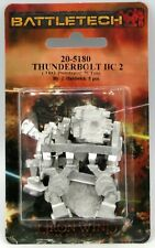 Battletech 20-5180 Thunderbolt IIC 2 (TRO Prototypes) Heavy Mech Miniature NIB
