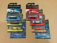 Hot Wheels 2015 PORSCHE Series complete set of 8! FREE shipping!