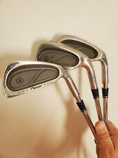 Set of 3 Excalibur Phoenix Stainless Lady Light Weight Golf Clubs 4, 6, 9